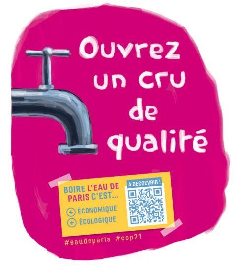 Pavillon de l'eau - Eau de Paris