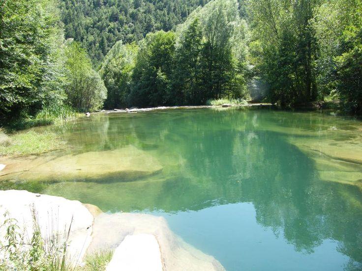 5 llocs naturals per refrescar-se al Berguedà