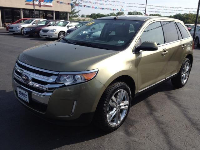 used 2013 ford edge for sale in corbin ky 40701 tim short auto mall tim short auto mall cars. Black Bedroom Furniture Sets. Home Design Ideas