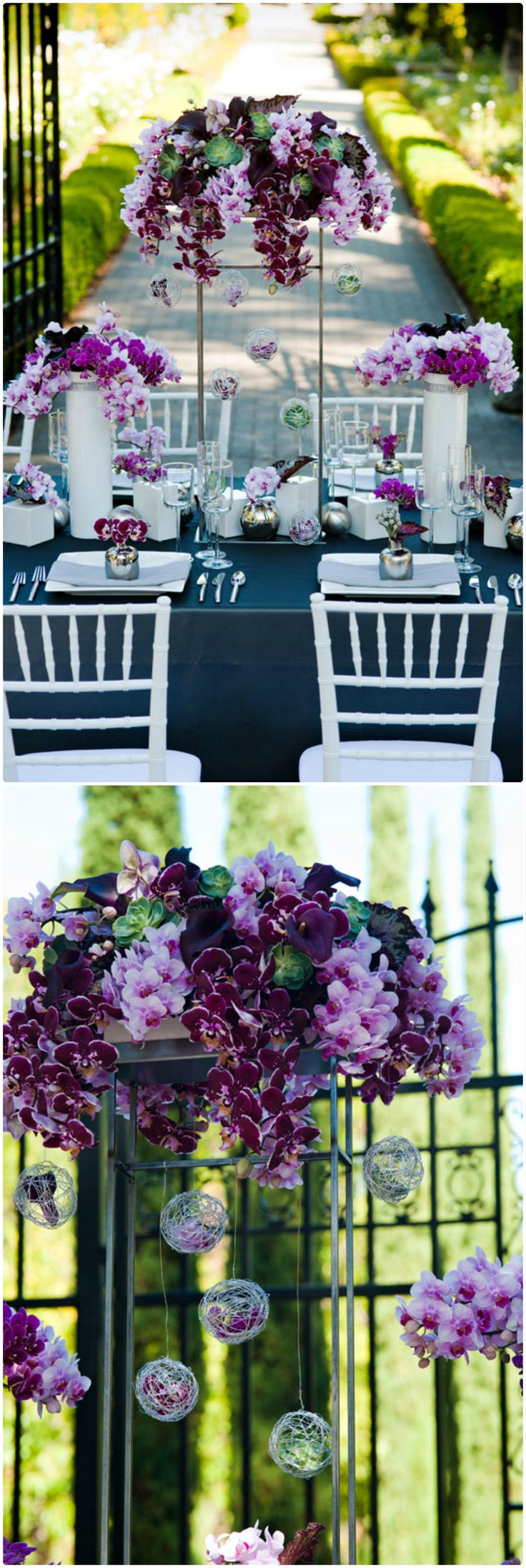 Wedding decorations lilac   best soon to be the bride images on Pinterest  Wedding ideas