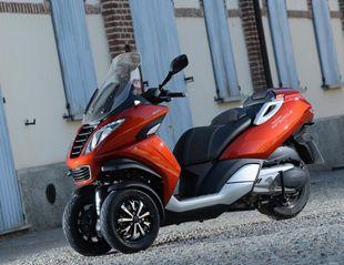 Peugeot Scooter Metropolis 400i #Top_Partners