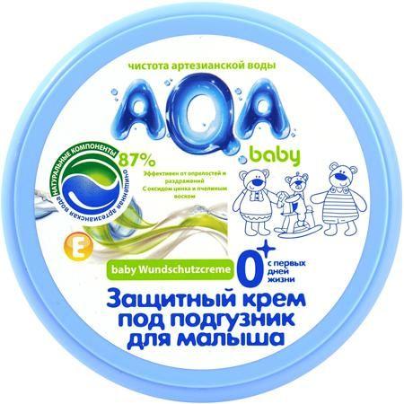 Под подгузник AQA baby от опрелостей 100 мл  — 165р. ----------- Крем AQA Baby под подгузник идеально подходит для ухода за нежными участками кожи малыша после принятия ванны. Благодаря оптимальному сочетанию оксида цинка и пантенола предотвращает появление опрелостей и покраснений на коже. Крем создает барьер, который защищает кожу от раздражения и помогает восстановить ее естественную защиту.  Особенности:   Подходит для ежедневного использования. Защита кожи от раздражений. Изготовлен на…