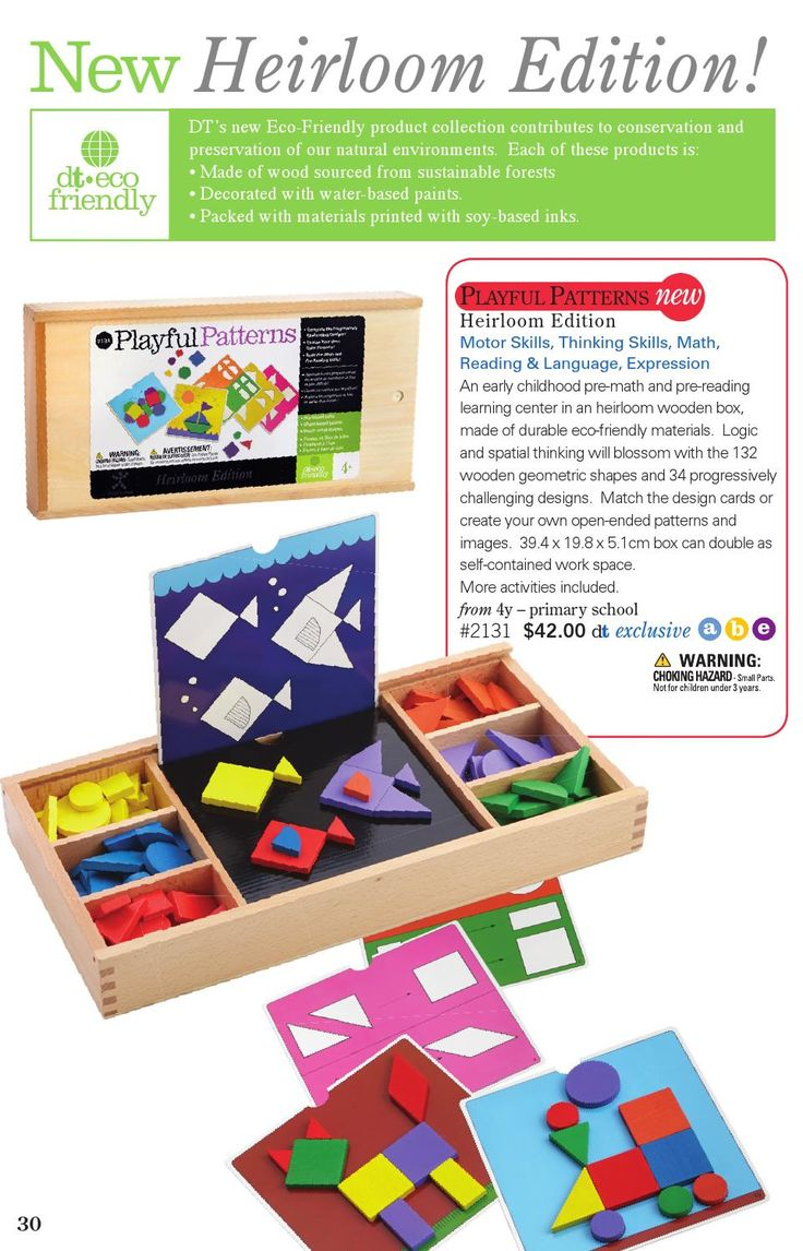 ISSUU - Discovery Toys - 2013/2014 Catalogue - Canada by Discovery Toys