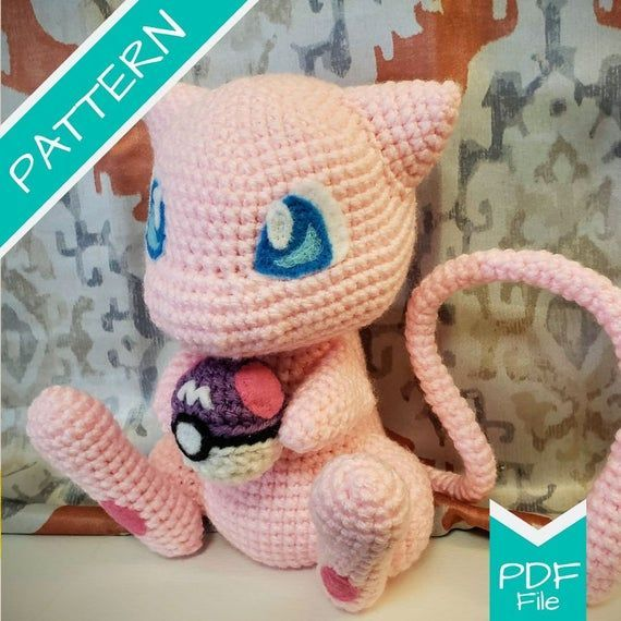Doll Rattle Crochet Pattern #crochetpattern #dollrattlecrochet ... | 570x570