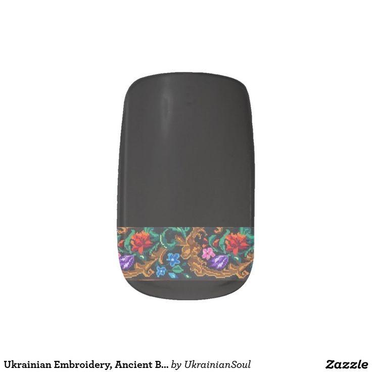 17 mejores imágenes de Ukrainian nail art en Pinterest | Arte de ...