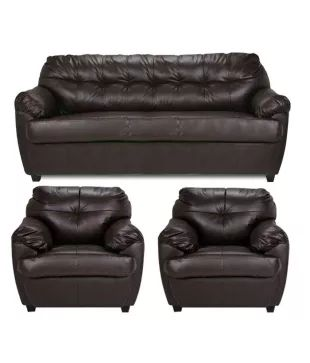 Leather Sofas Sofa Set Online India BIG Discounts and Offers on Snapdeal Amazon Pepperfry and