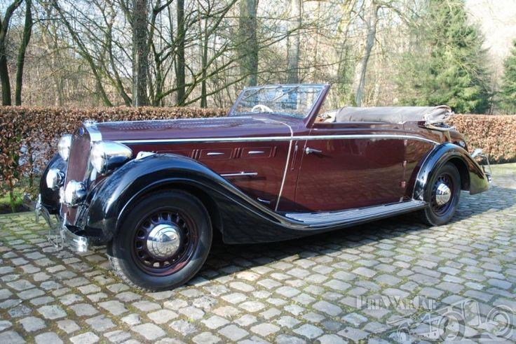 Delage D6.70 Cabriolet 1937 for sale Coches únicos