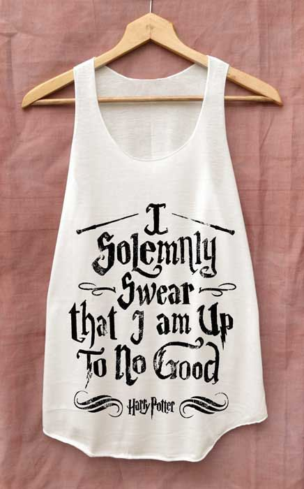 I Solemnly Swear that I am Up To No Good Shirt by topsfreeday, $14.99