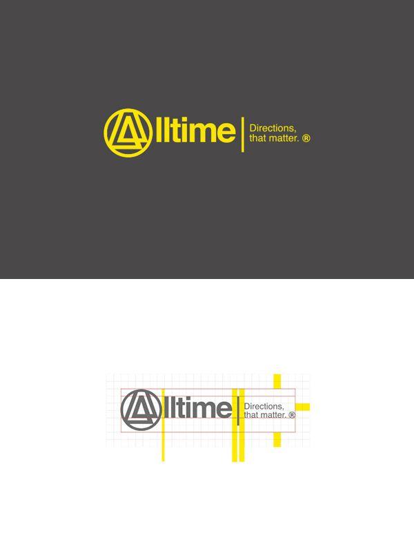 Alltime Logistics Company - Logo design by Anastasia Yakovleva of All Design Transparent.