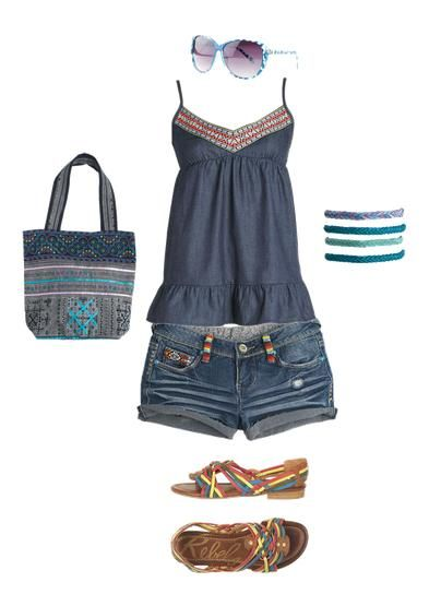 Oh summer outfits!