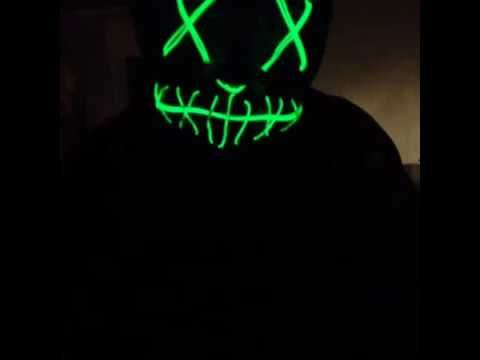 Masque Lumineux La Purge / American Nightmare (via https://www.youtube.com/watch?v=3CWYzwL6q8Q)  You want the same mask as the movie ? Here is the 💀👹💀Lightup mask The Purge / American Nightmare 👿😱👿! http://www.heartjacking.com/fr/1781-masque-lumineux-the-purge-american-nightmare.html  Asking 40 euros  #thepurge #thepurge3 #thepurgemask#thepurgeelectionyear#thepurgecostume #thepurgeparty#thepurgemakeup #americannightmare#electionyear #nowplaying #horror#supernatural  #edmlife…