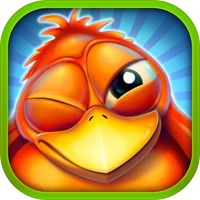 Bubble Birds 4: Free Match 3 Puzzle Shooter Game by ZiMAD