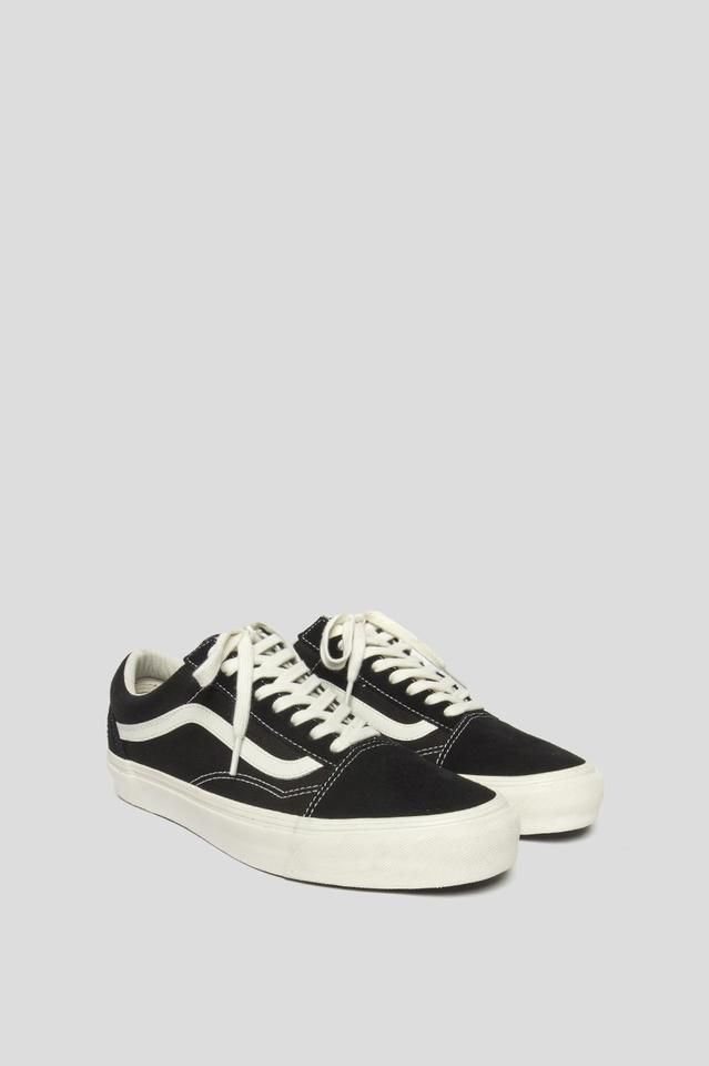 527e539494 VANS VAULT OG OLD SKOOL LX BLACK MARSHMALLOW