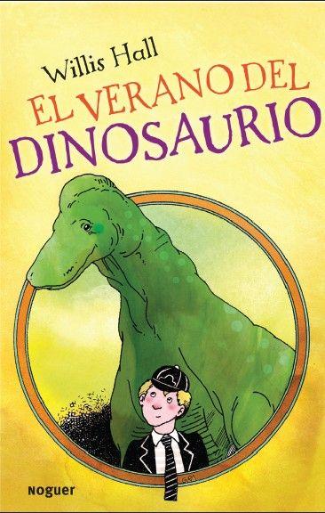 """""""El verano del dinosaurio"""" (N HAL ver / v) de Hall Willis, una emocionante y divertida historia sobre el entusiasmo y la dedicación. El día que Henry Hollins encuentra un enorme huevo de dinosaurio su vida cambia para siempre. Esconderlo de sus padres le cuesta gran trabajo, pero un día la cáscara se rompe. ¿Cómo se las arreglará Henry para que su animal no sea descubierto?. #BDrecomenda #InfantileXuvenil"""