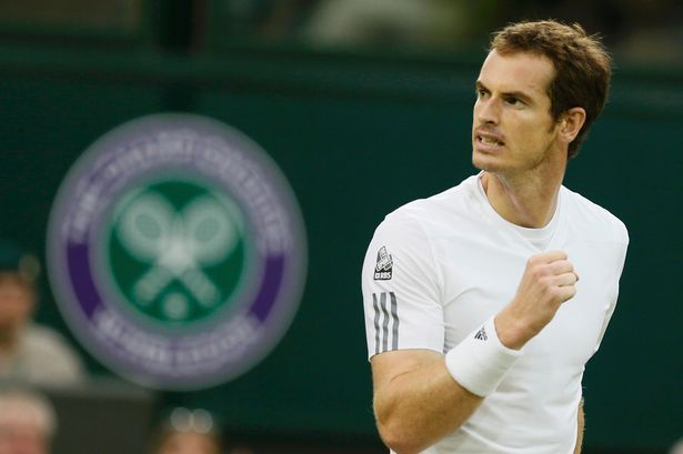 Andy Murray hits back at court legend John McEnroe for piling on the pressure as he cruises into Wimbledon's second week. | AS the Dunblane star triumphed over Tommy Robredo John McEnroe said it would be a 'catastrophe' if he didn't reach the final of the competition.