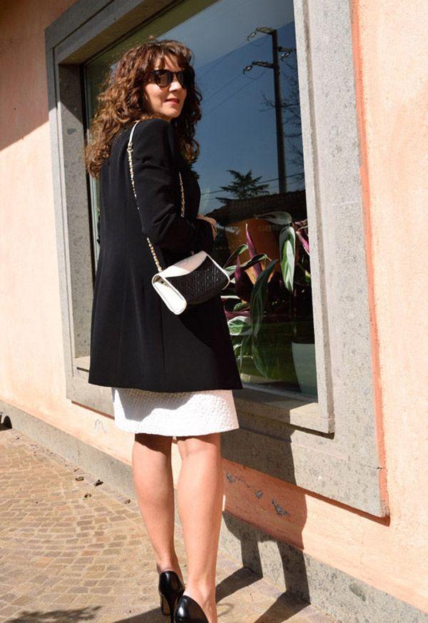 Black&white #black&white #ootd #outfit #inspiration #look #ss2016 #fashionblog #fashion #fashionblogger
