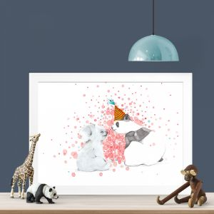 Prints and posters for kids rooms/ nursery