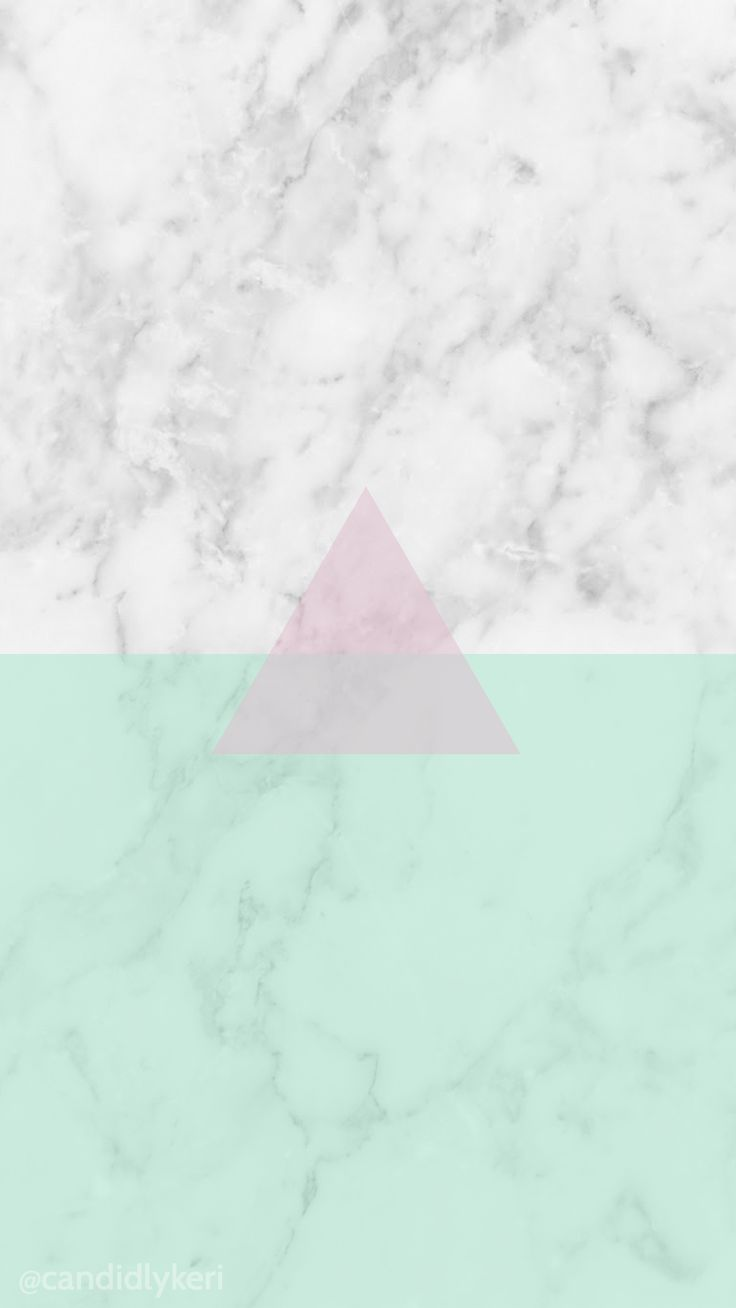 Granite Pink Green Triangle background wallpaper you can download for free on the blog! For any device; mobile, desktop, iphone, android!