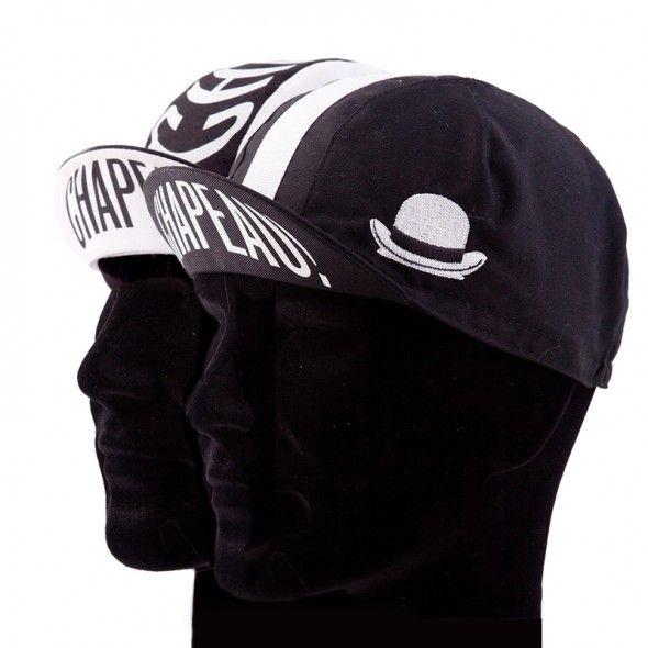 Black & White Chapeau! Cotton Caps