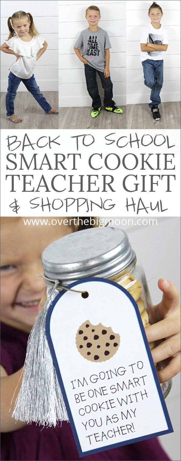 #ad Back to School Shopping Haul from Kohl's + Smart Cookie Back to School Teacher Gift! #GameOn #KohlsBackToSchool