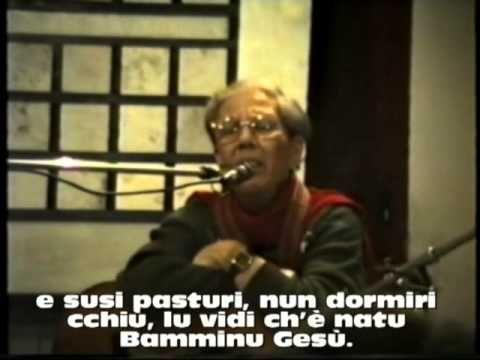 sutta 'npedi (canzone natalizia siciliana cantata da Rosa Balistreri)