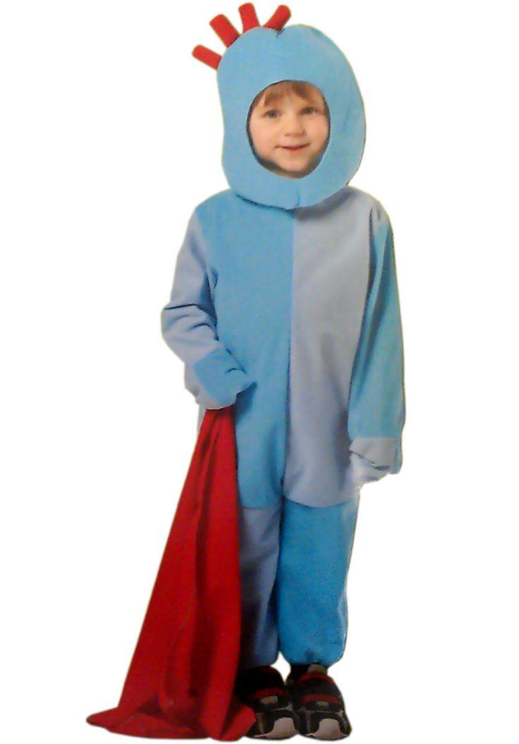 Iggle Piggle Costume Kids