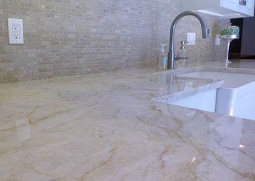 Taj Mahal Quartzite Kitchen Design Ideas, Pictures, Remodel And Decor