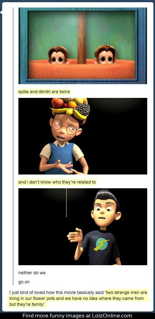 Why I love Meet The Robinsons...