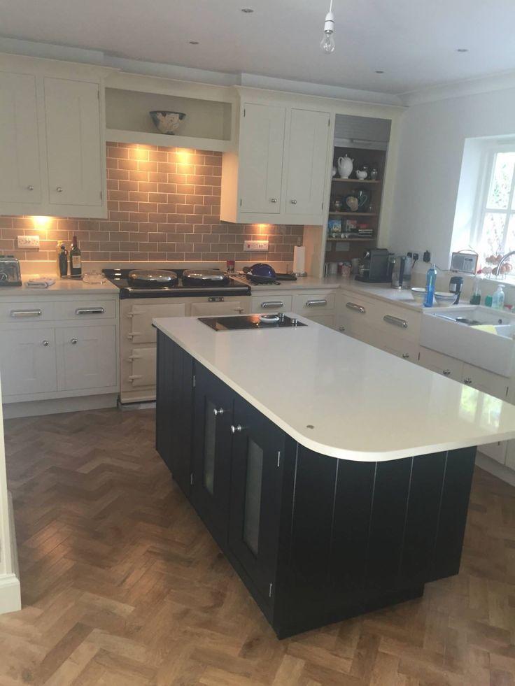 Art Select Blonde Oak Parquet Flooring