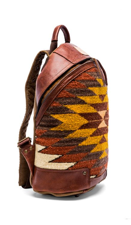 Will Leather Goods Oaxacan Dome Backpack