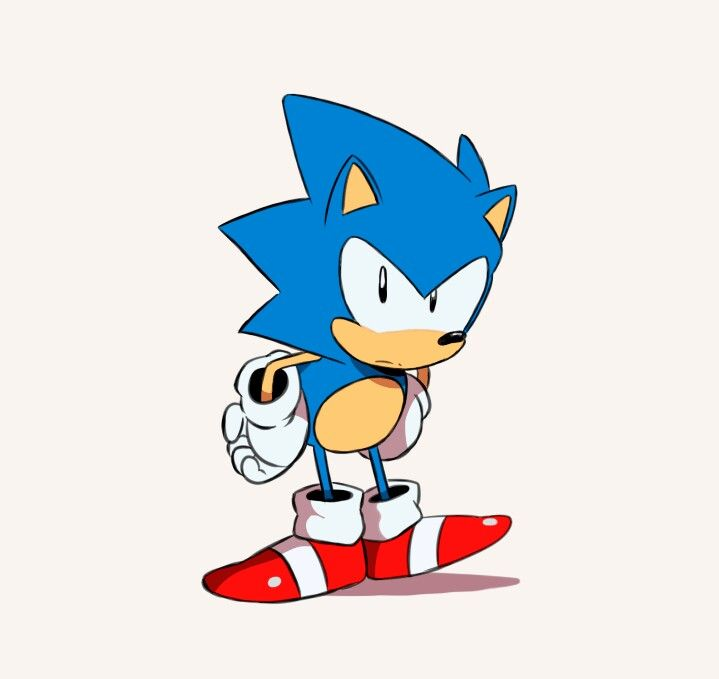 Pin By Ethan Payero On The Cartoon Toy Box Room Classic Sonic Sonic Fan Art Sonic Art