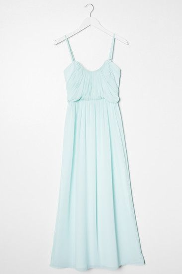 Blue maxi #dress #musthave #TALLYWEiJL