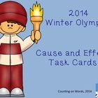 Get all three sets of my Olympic Task Cards at a discounted price! The bundle includes:        2014 Winter Olympics: Fact and Opinion Task Cards   ...
