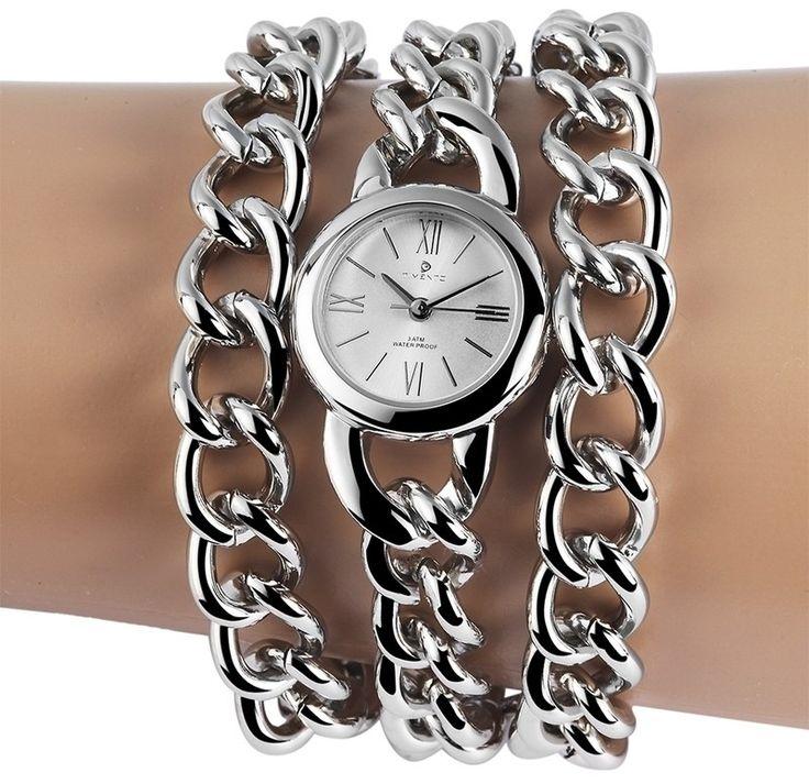 Dámské řetízkové hodinky