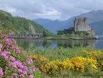Eilean Donan Castle, Scotland  pic by repressor