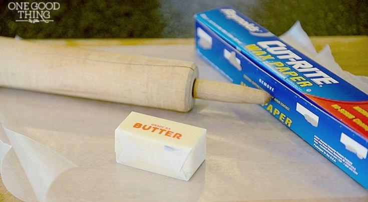 Πως να μαλακώσω το βούτυρο για γλυκά χωρίς μικροκύματα σε λίγα μόνο λεπτά