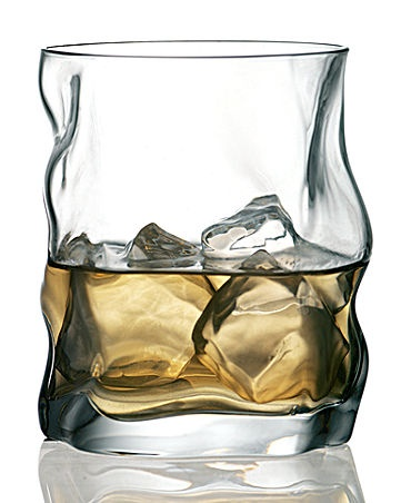 Now that's a cool whiskey glass