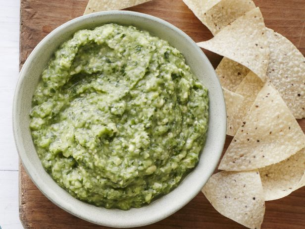 Tomatillo Guacamole: Add bright, tangy flavor to your next batch of guacamole with fresh tomatillos. Kelsey Nixon's recipe is so good, you might want to consider making a double batch.