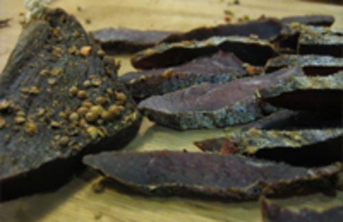 River Cottage biltong recipe  - includes instructions for oven drying if you don't have warmth and sunshine or a biltong maker