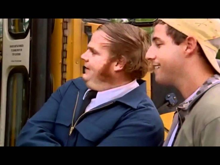 Best of: Billy Madison - Angry Bus Driver Chris Farley
