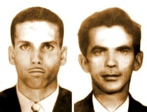 Mystery of the men in lead masks - There remains a case unsolved from the 60s that reads almost like a real life version of JJ Abram's pseudo-science series Fringe. It begins in Rio de Janeiro, Brazil.  Two young men, Manoel Pereira da Cruz and Miguel José Viana (both electronic technicians) were found lying dead together in the middle of a forest, their corpses dressed in their smartest suits with lead masks covering their faces.