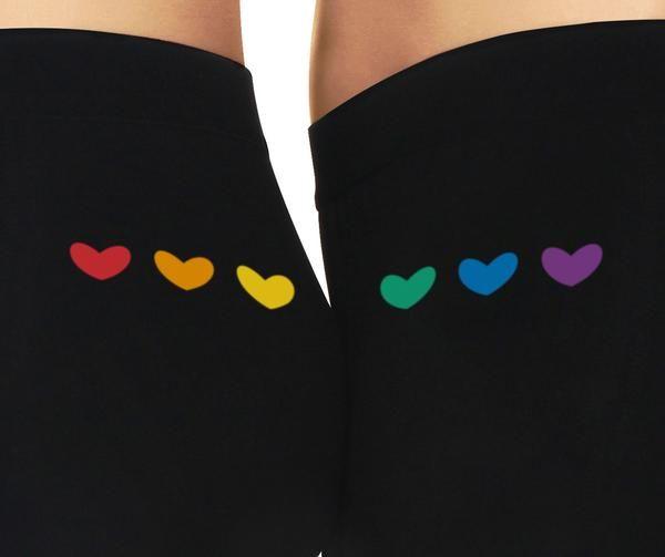 'pride hearts' :::