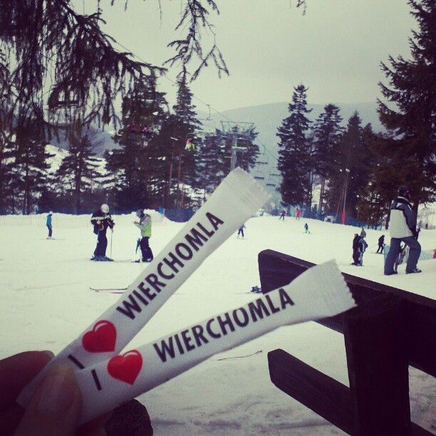 #narty #beskidy #wierchomla - www.wierchomla.com.pl