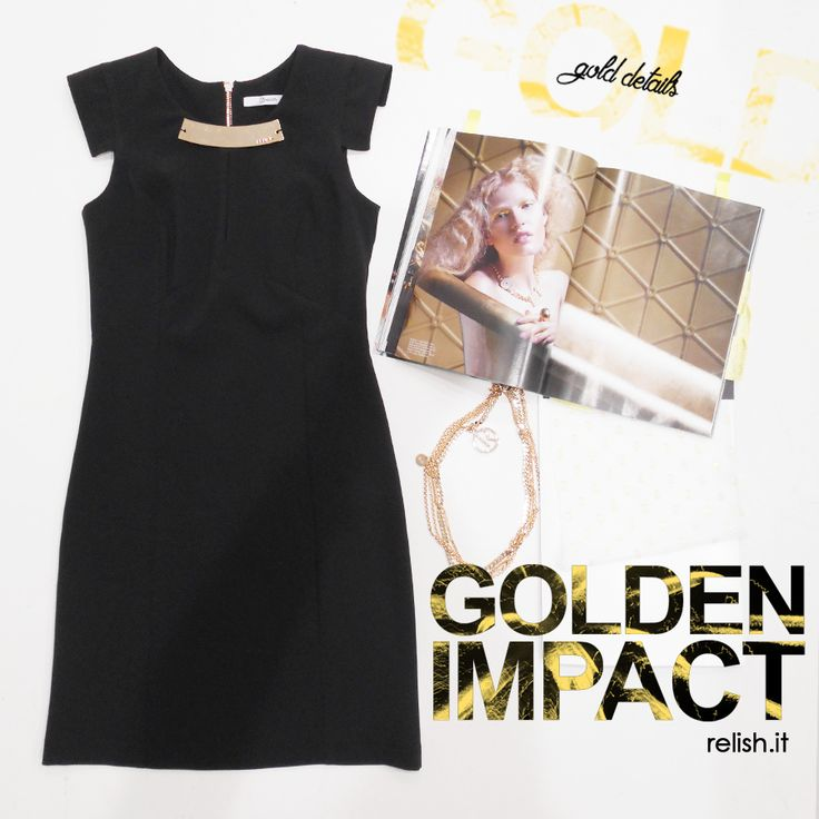 Relish STYLE GUIDE golden impact