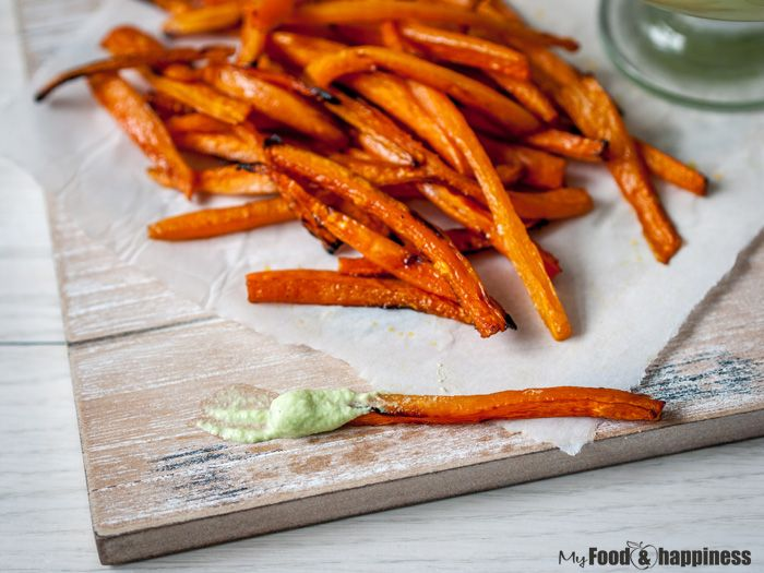 ... Carrot Chips on Pinterest | Baked Carrots, Healthy Snacks and Carrots
