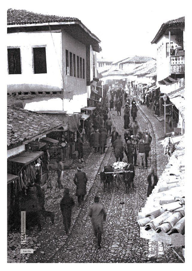 tokat zile 1909