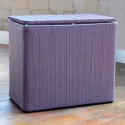 @Overstock.com - This contemporary hamper will be a bright asset to your laundry or kids room. This convenient furniture can also double as a bench for additional seating.   http://www.overstock.com/Home-Garden/1530-LaMont-Home-Brights-Grape-Bench-Hamper/6728670/product.html?CID=214117 CAD              90.86