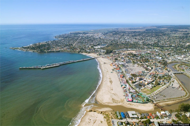 Santa Cruz-Watsonville, California . . . Just got back from visiting here this past weekend with my honey, and it was beautiful