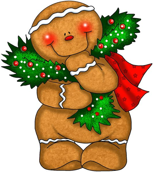 Christmas Gingerbread Ornament