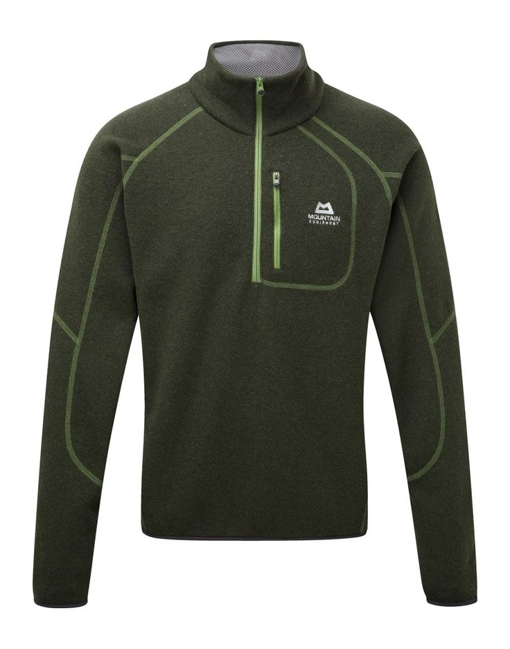 MOUNTAIN EQUIPMENT Chamonix Zip Sweater Men's